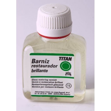 Barniz Restaurador Brillante 100ml