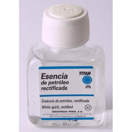 Esencia de Petróleo Rectificado 100ml