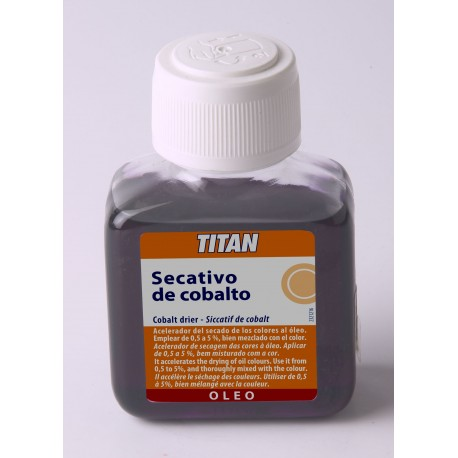 Secativo de Cobalto 100ml