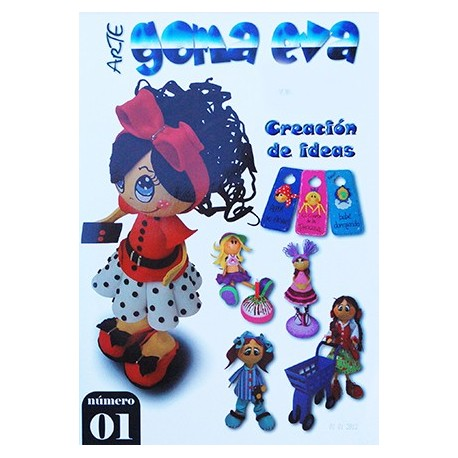 Revista de Goma Eva Nº1