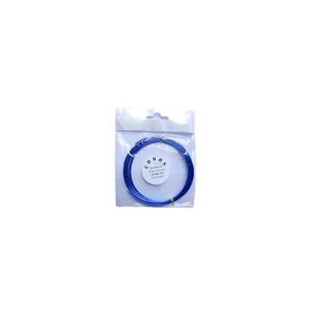 Alambre de Aluminio 1,5mm Azul