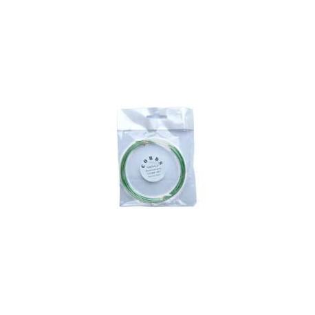 Alambre de Aluminio 1,5mm Verde
