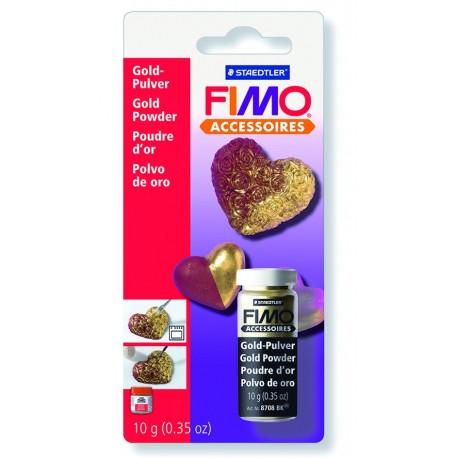 FIMO Purpurina Oro 10g