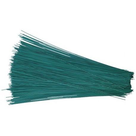 Alambre Verde 40cm x 0,4 mm