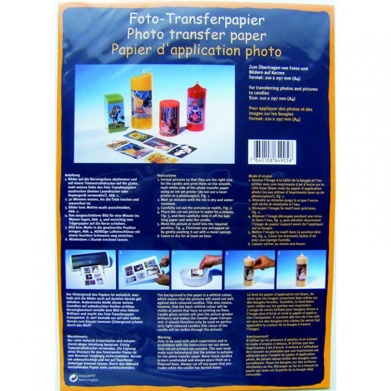 Papel de transferencia - Papel de transferencia textil ...