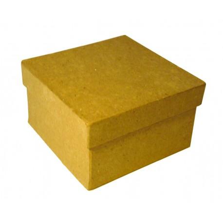 Caja Cartón Cuadrado