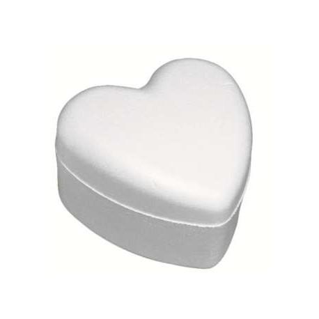 Cajita de Pórex Corazón