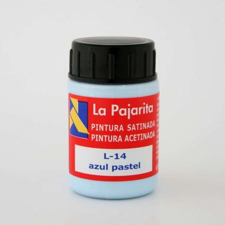 Pintura Satinada, Azul Pastel