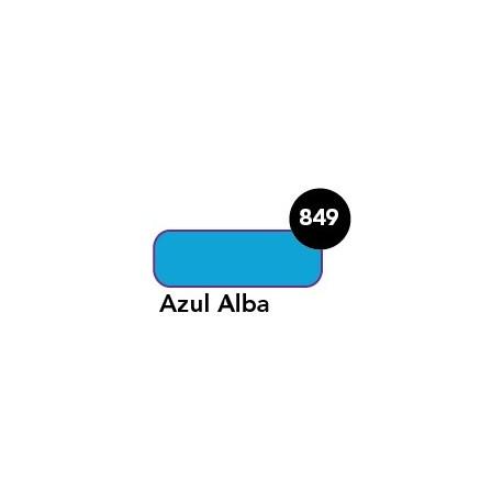 TITAN - Acualux Satinado Azul Alba