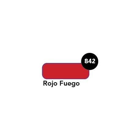 TITAN - Acualux Satinado Rojo Fuego