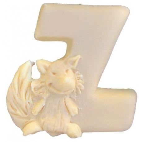 Alfabeto Infantil Letra Z
