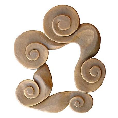 Marco Portaretrato Espiral II