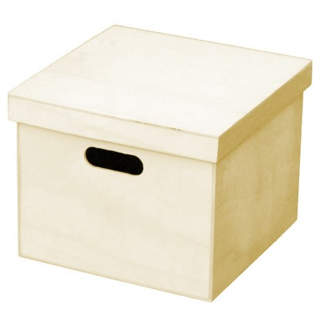 Caja con Asas