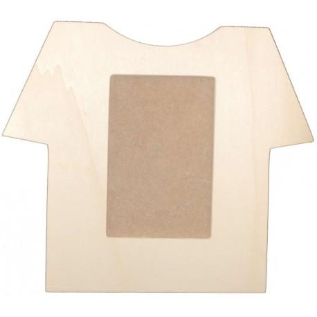 Portafotos Camiseta