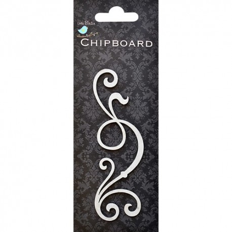 CHIPBOARD-Ornamento