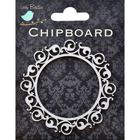 CHIPBOARD- Marco circular