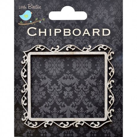 CHIPBOARD-Marco rectangular