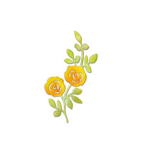 Cortador flor trepadora