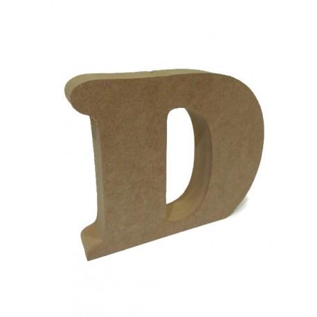 Letra DM - D