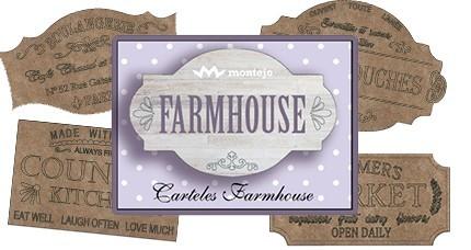 Carteles FARMHOUSE