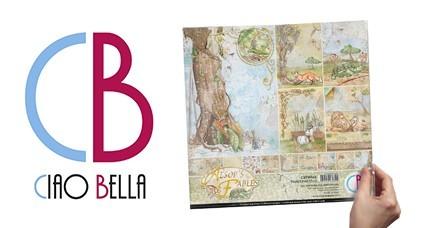 CIAO BELLA Paper Pad 12x12
