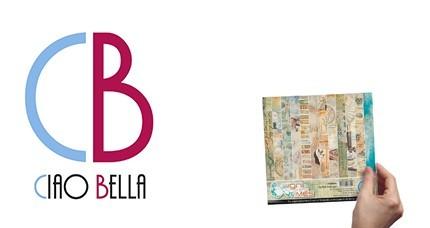 CIAO BELLA Paper Pad 6x6