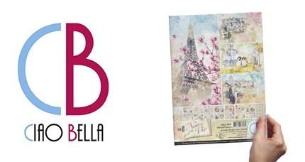 CIAO BELLA Creative Pad A4