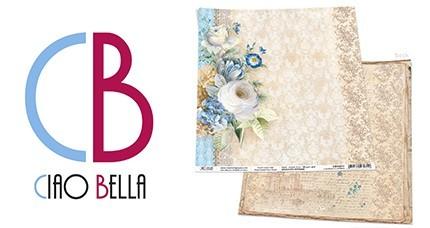 CIAO BELLA Paper Sheet 12x12