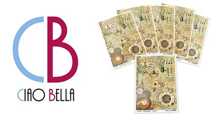 CIAO BELLA Rice Paper A4