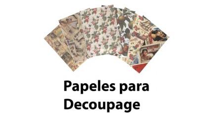 Papeles Decoupage