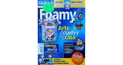 Revistas Foamy