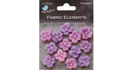 Stickers y Flores de Fieltro