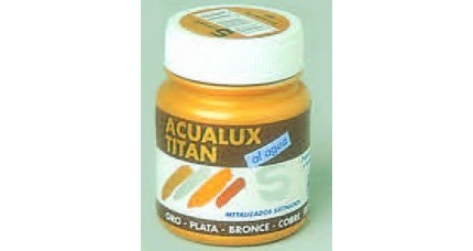 Acualux Metálico 50ml