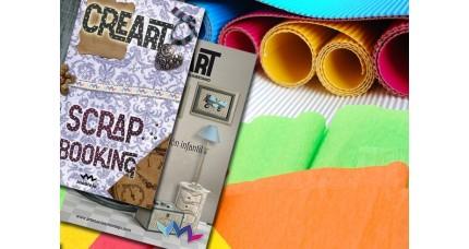 Papel, cartón y revistas