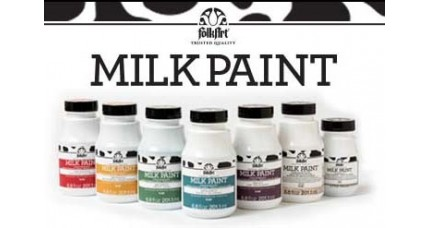 MILK PAINT de FolkArt