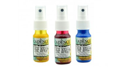 MIX MEDIA INK SPRAY Cadence