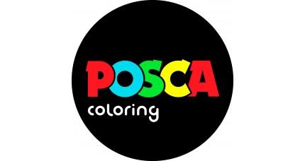 Rotuladores POSCA