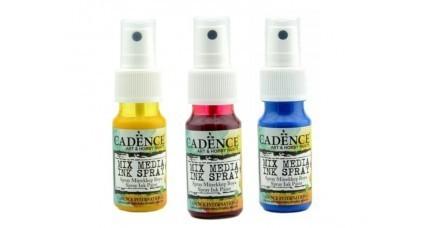 MixMedia Spray CADENCE