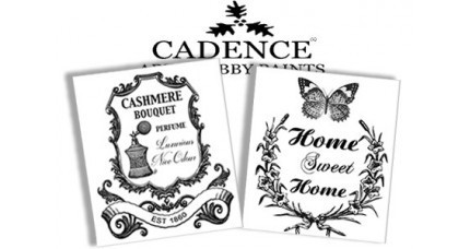 Transfers HOME DECOR Cadence