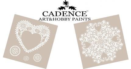 Stencils CADENCE ENCAJE