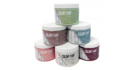 CHALKY Colony Paint 650gr.