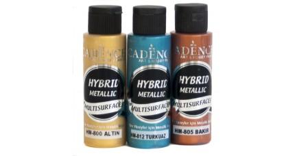 HYBRID Metallic Cadence