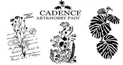 Stencil CADENCE Serie BN