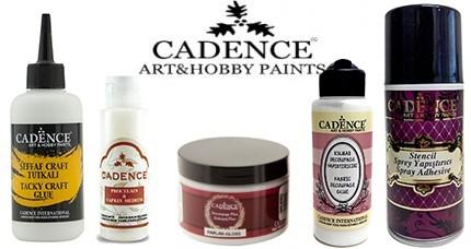Decoupage y Adhesivos CADENCE