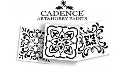 Stencil CADENCE Tile