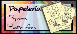 Papelería y Soportes Bellas Artes