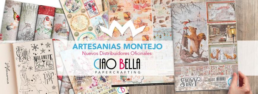 Distribuidores oficiales en España de la marca italiana CIAO BELLA