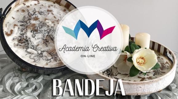 ACADEMIA CREATIVA- BANDEJA