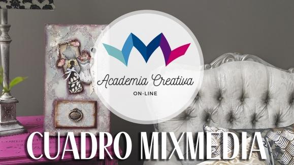ACADEMIA CREATIVA - CUADRO MIXMEDIA