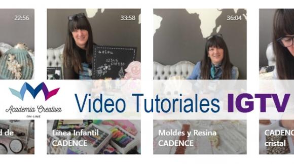 Videos y Tutoriales CADENCE en IGTV